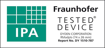 IPA Fraunhofer tested device